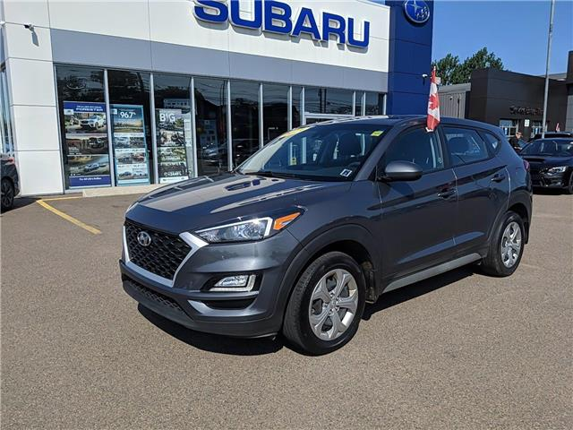 2019 Hyundai Tucson Essential w/Safety Package (Stk: PRO0863A) in Charlottetown - Image 1 of 24