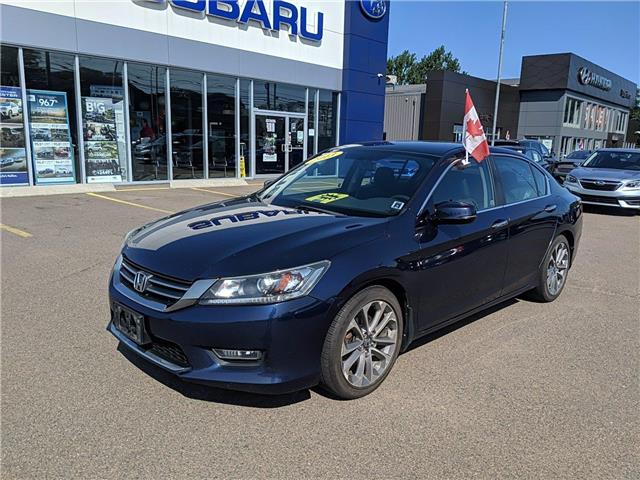 2013 Honda Accord Sport (Stk: SUB2634A) in Charlottetown - Image 1 of 18