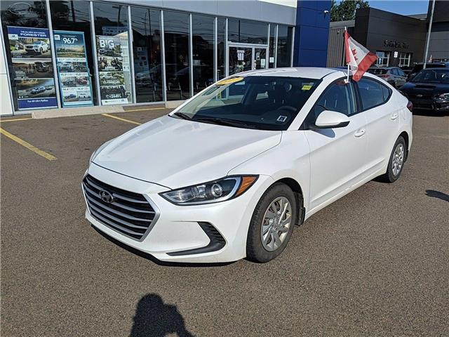 2017 Hyundai Elantra LE (Stk: SUB2802A) in Charlottetown - Image 1 of 9