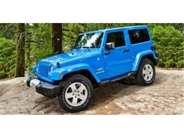2014 Jeep Wrangler Sport (Stk: P923224) in OTTAWA - Image 1 of 1