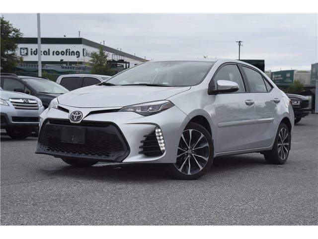 2019 Toyota Corolla SE (Stk: 18-SM581A) in Ottawa - Image 1 of 24