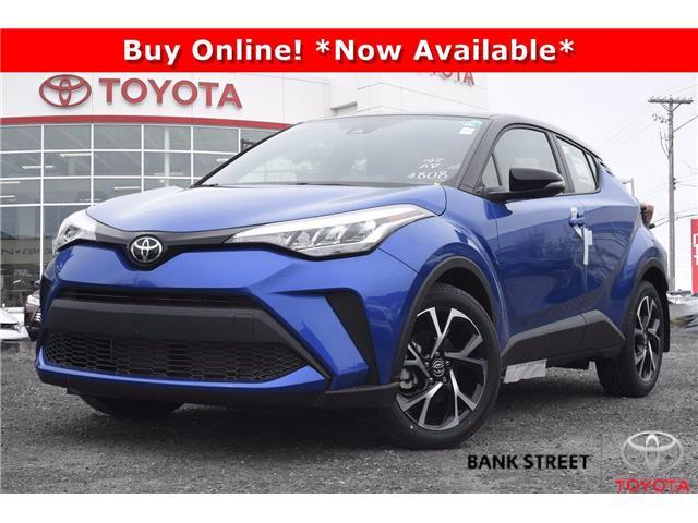 2021 Toyota C-HR XLE Premium (Stk: 19-29399) in Ottawa - Image 1 of 23