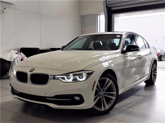 2017 BMW 320i xDrive (Stk: P9967) in Gloucester - Image 1 of 14