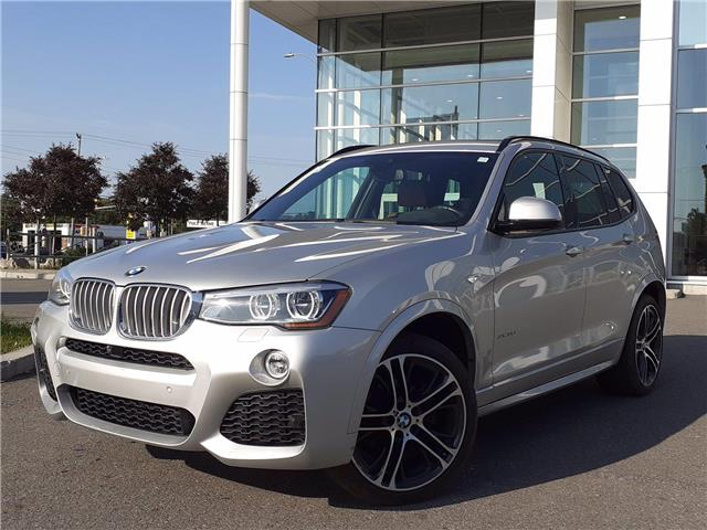 2017 BMW X3 xDrive35i (Stk: P9966) in Gloucester - Image 1 of 14