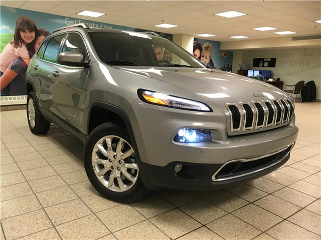 2015 Jeep Cherokee Limited (Stk: 211029A) in Calgary - Image 1 of 11
