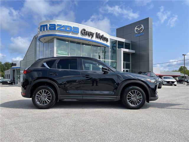 2019 Mazda CX-5 GS (Stk: 21175A) in Owen Sound - Image 1 of 19
