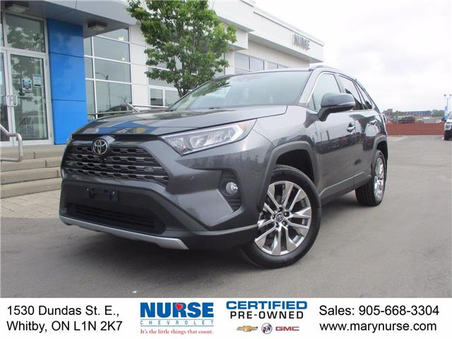 2019 Toyota RAV4 Limited (Stk: 10X546A) in Whitby - Image 1 of 30