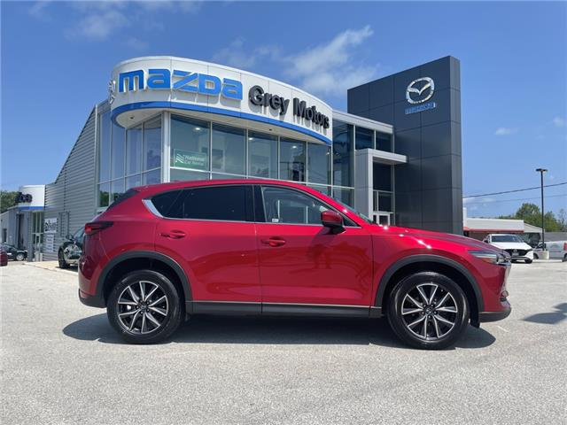 2018 Mazda CX-5 GT (Stk: 03443P) in Owen Sound - Image 1 of 20