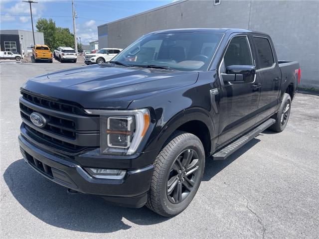 2021 Ford F-150 Lariat (Stk: 21176) in Cornwall - Image 1 of 14