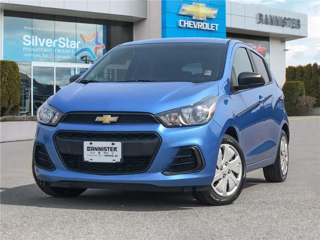 2017 Chevrolet Spark LS Manual (Stk: P21665A) in Vernon - Image 1 of 26