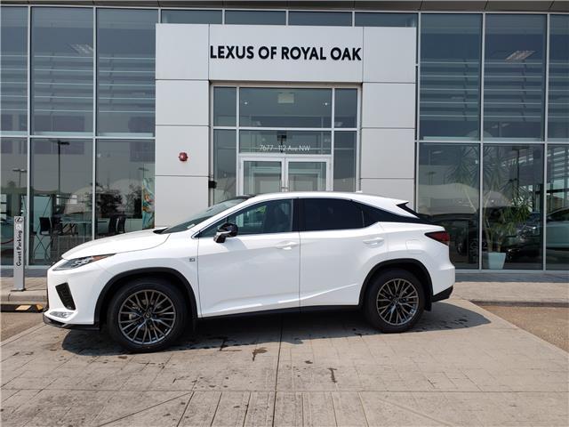 2021 Lexus RX 350 Base (Stk: L21432) in Calgary - Image 1 of 12