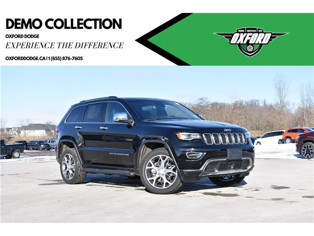 2021 Jeep Grand Cherokee Limited (Stk: 21207D) in London - Image 1 of 24