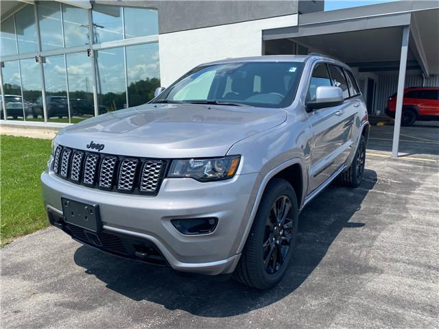 2021 Jeep Grand Cherokee Laredo (Stk: 21127) in Meaford - Image 1 of 20