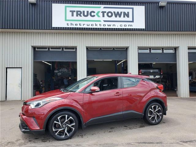 2018 Toyota C-HR XLE (Stk: T0475) in Smiths Falls - Image 1 of 20