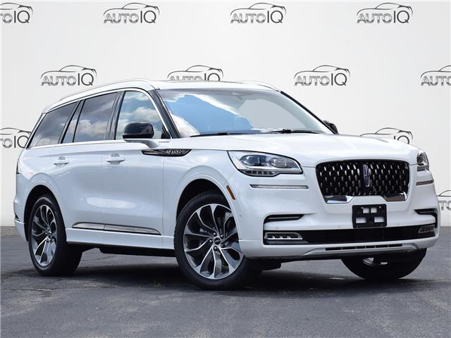 2021 Lincoln Aviator Grand Touring (Stk: AC636) in Waterloo - Image 1 of 27