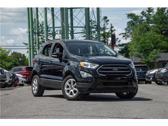 2018 Ford EcoSport SE (Stk: 6425) in Stittsville - Image 1 of 21