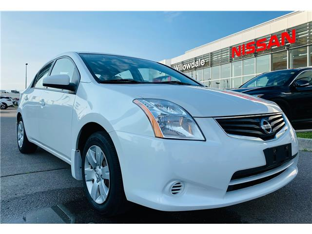2010 Nissan Sentra 2.0 (Stk: C35899) in Thornhill - Image 1 of 15