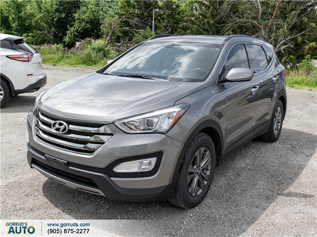 2013 Hyundai Santa Fe Sport 2.4 Premium (Stk: 113054) in Milton - Image 1 of 6
