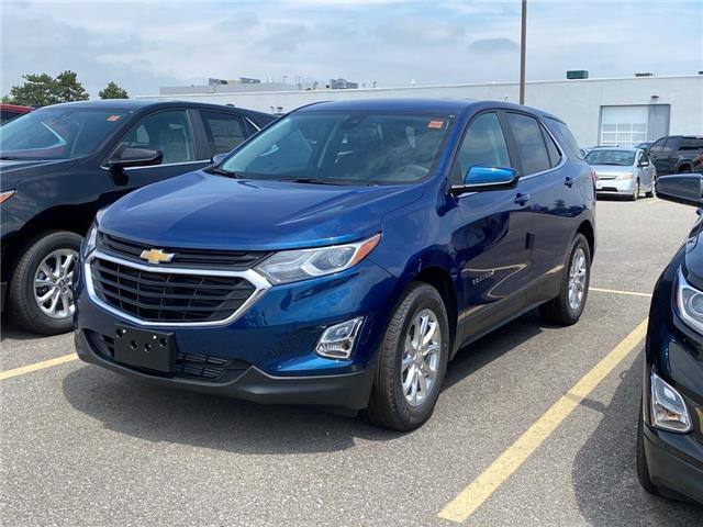 2021 Chevrolet Equinox LT (Stk: T1L026) in Mississauga - Image 1 of 5