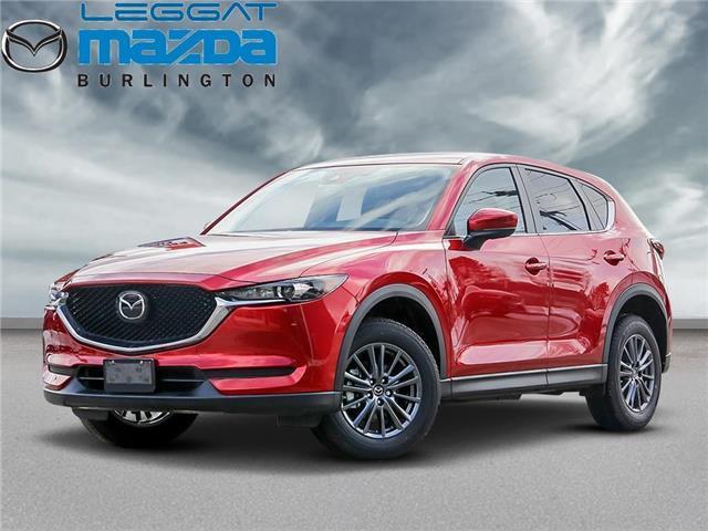 2021 Mazda CX-5 GS (Stk: 214618) in Burlington - Image 1 of 23