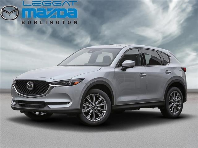 2021 Mazda CX-5 GT w/Turbo (Stk: 215440) in Burlington - Image 1 of 23