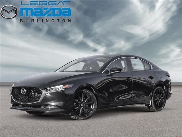 2021 Mazda Mazda3 GT w/Turbo (Stk: 218013) in Burlington - Image 1 of 23