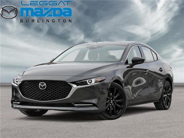 2021 Mazda Mazda3 GT w/Turbo (Stk: 217853) in Burlington - Image 1 of 22