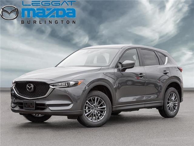 2021 Mazda CX-5 GS (Stk: 215256) in Burlington - Image 1 of 23