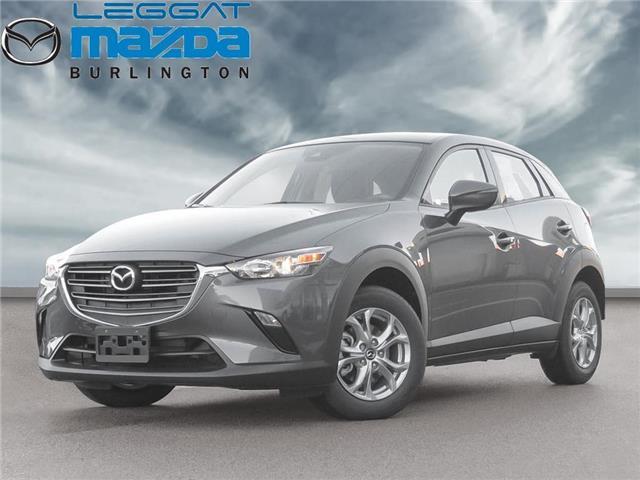 2021 Mazda CX-3 GS (Stk: 211639) in Burlington - Image 1 of 23