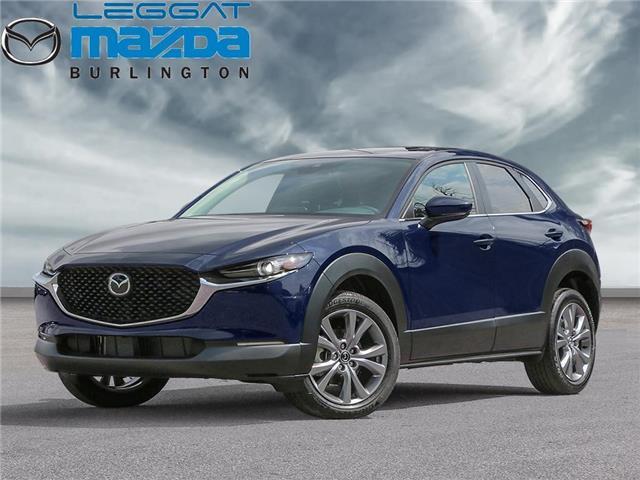 2021 Mazda CX-30 GS (Stk: 213263) in Burlington - Image 1 of 10