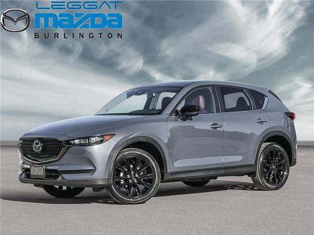 2021 Mazda CX-5 Kuro Edition (Stk: 219850) in Burlington - Image 1 of 23