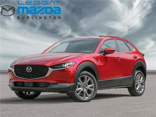 2021 Mazda CX-30 GS (Stk: 214913) in Burlington - Image 1 of 10