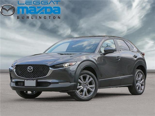 2021 Mazda CX-30 GS (Stk: 218449) in Burlington - Image 1 of 23