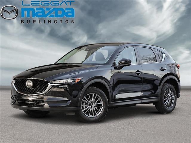 2021 Mazda CX-5 GS (Stk: 213365) in Burlington - Image 1 of 23