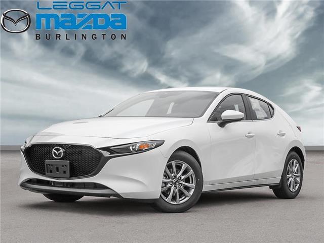 2021 Mazda Mazda3 Sport GX (Stk: 211899) in Burlington - Image 1 of 23