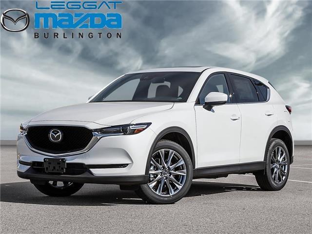 2021 Mazda CX-5 Signature (Stk: 213026) in Burlington - Image 1 of 23