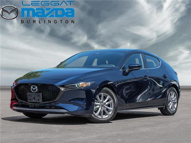 2021 Mazda Mazda3 Sport GS (Stk: 215419) in Burlington - Image 1 of 23