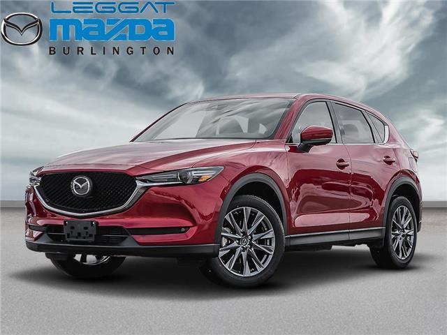 2021 Mazda CX-5 Signature (Stk: 215275) in Burlington - Image 1 of 23