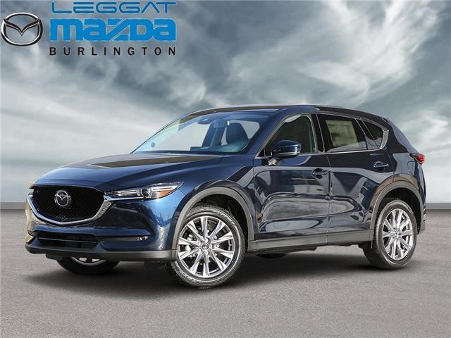 2021 Mazda CX-5 GT (Stk: 213564M) in Burlington - Image 1 of 23