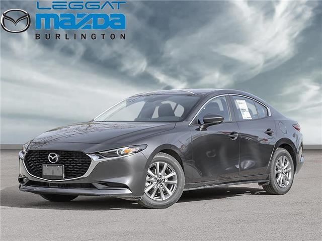 2021 Mazda Mazda3 GX (Stk: 213693M) in Burlington - Image 1 of 23
