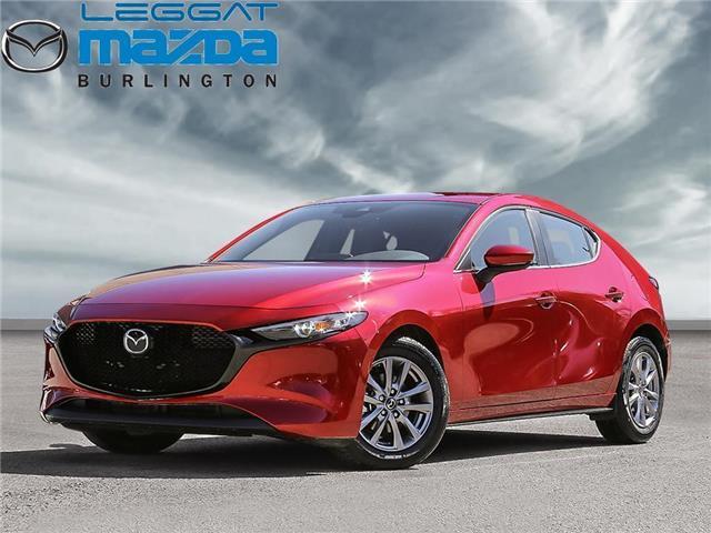 2021 Mazda Mazda3 Sport GS (Stk: 216189M) in Burlington - Image 1 of 22