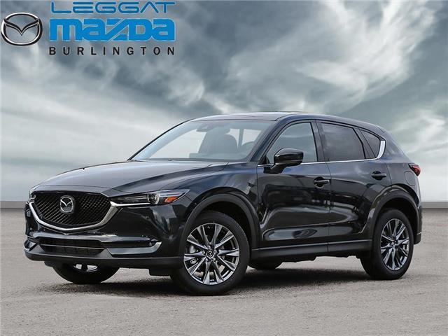 2021 Mazda CX-5 Signature (Stk: 214056) in Burlington - Image 1 of 23