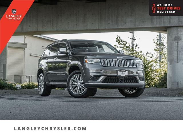 2018 Jeep Grand Cherokee Summit (Stk: LC0894) in Surrey - Image 1 of 28