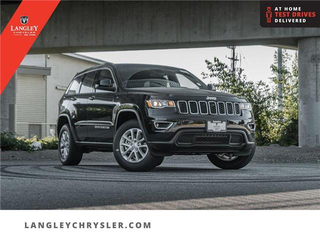 2021 Jeep Grand Cherokee Laredo (Stk: M743004) in Surrey - Image 1 of 25