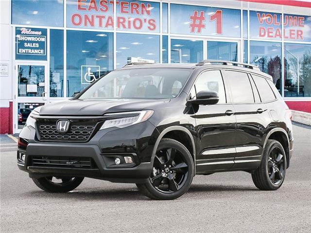 2021 Honda Passport Touring (Stk: 348140) in Ottawa - Image 1 of 23