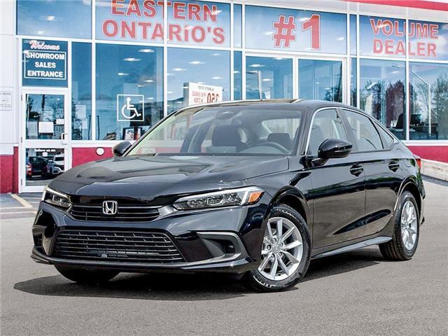 2022 Honda Civic EX (Stk: 347970) in Ottawa - Image 1 of 23