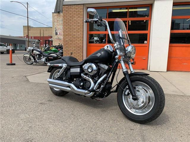 2011 Harley-Davidson FXDF - Dyna® Fat Bob®  (Stk: ) in Saskatoon - Image 1 of 10