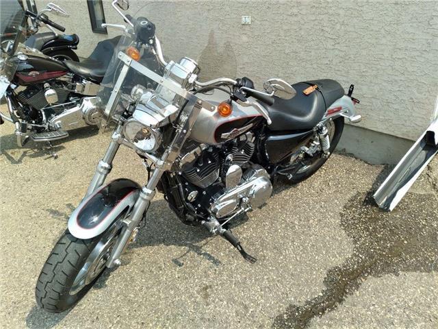 2015 Harley-Davidson XL1200C - Sportster® 1200 Custom  (Stk: 2015XL12001307) in Yorkton - Image 1 of 5
