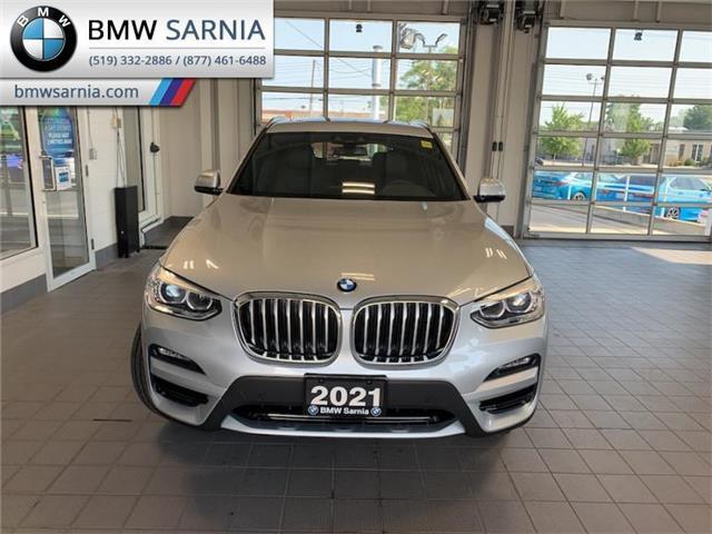 2021 BMW X3 xDrive30i (Stk: BF2159) in Sarnia - Image 1 of 10