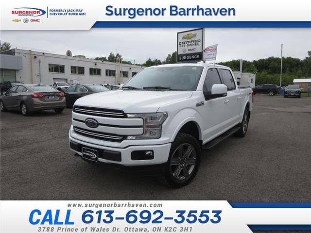 2020 Ford F-150 Lariat (Stk: 210565A) in Ottawa - Image 1 of 34